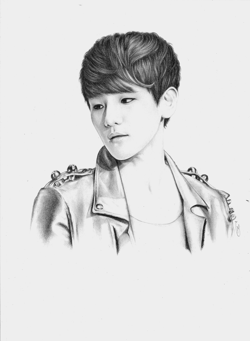 baby Bacon (EXO Baekhyun) by chibi-in-neverland