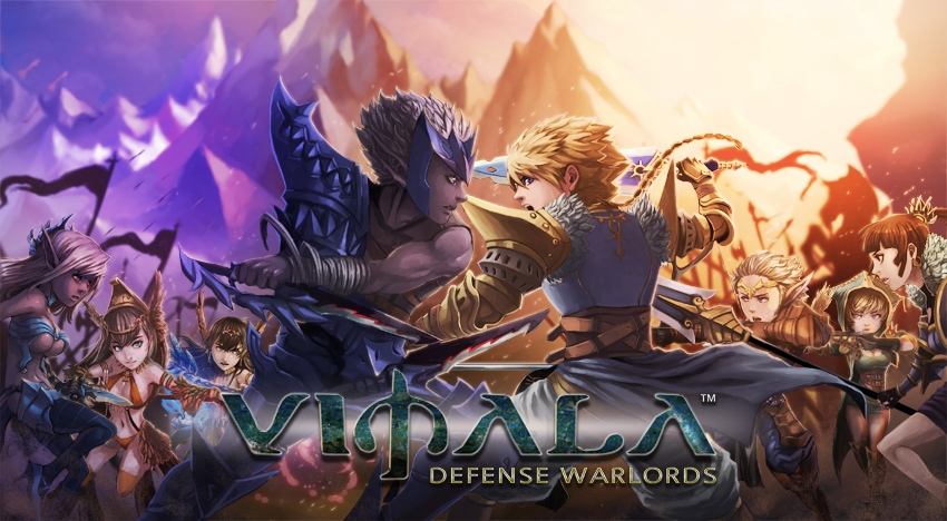 Vimala: Defense Warlords by Overweight-Cat