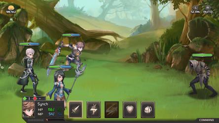 Azure Saga: Pathfinder-Screenshot001 by Overweight-Cat