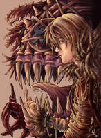 Pocky Maester Pax Deorum by Overweight-Cat