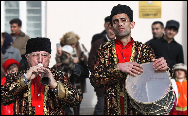 Funny musicians by Numizmat
