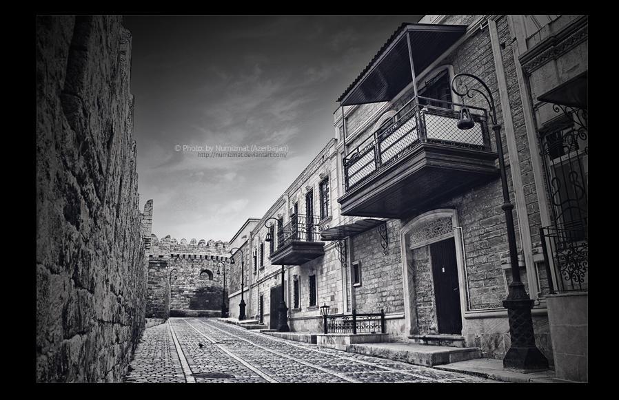 Old city - Ichari Shahar