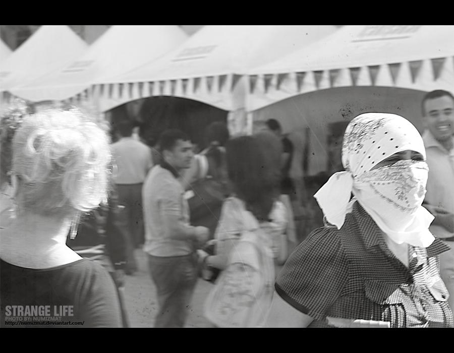 STRANGE LIFE by Numizmat