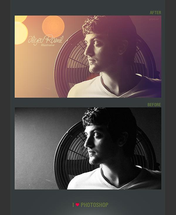 I love photoshop by Numizmat