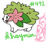 Project Pokedex: Number 492 - Shaymin