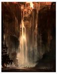 Trainwreck Falls
