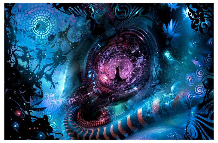 Sanctuary by AlexRuizArt