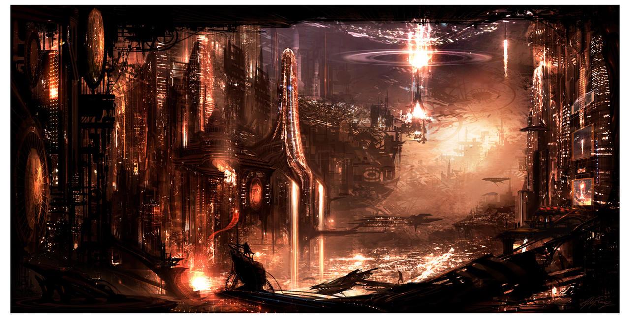 Last Hope by AlexRuizArt