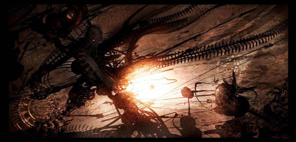 Swarm by AlexRuizArt