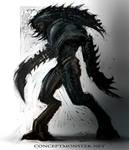 Satyr Alien