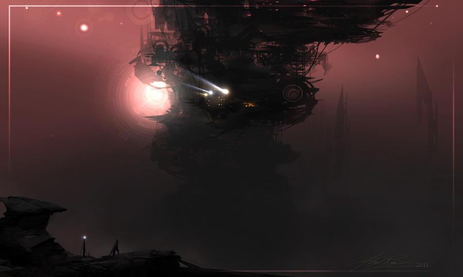 Asylum by AlexRuizArt