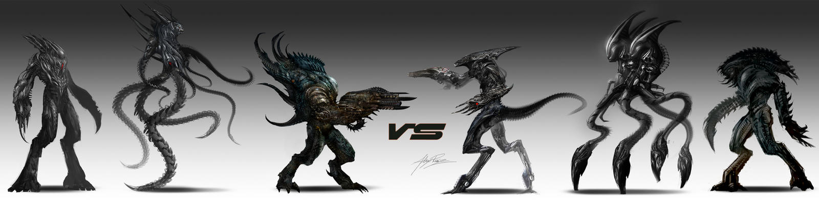 RoboMech Deathmatch by AlexRuizArt