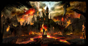 Post Apocalyptic Disneyland