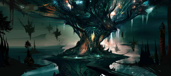 Tree of Life 2 WIP