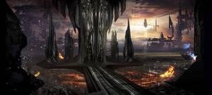 Alien City WIP