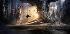 Sci-fi City WIP