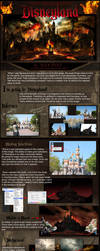 Post Apocalyptic Disneyland Tutorial by AlexRuizArt