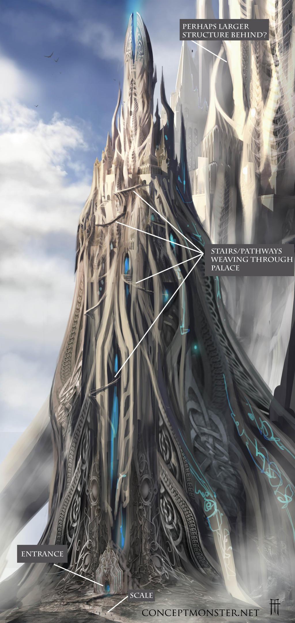 Organic Architecture 2 by AlexRuizArt