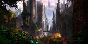 Fantasy Environment 2