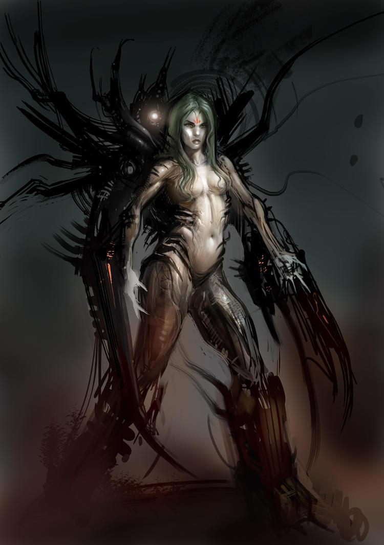 hot naked women aliens