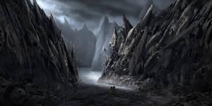 Rockslide Path