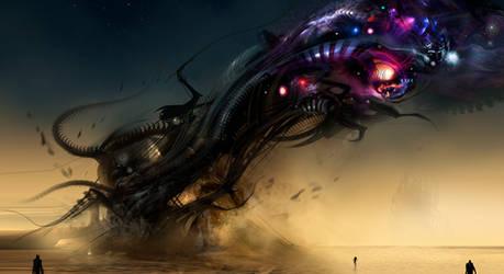 Leviathan by AlexRuizArt