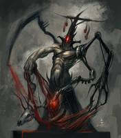 The Butcher by AlexRuizArt