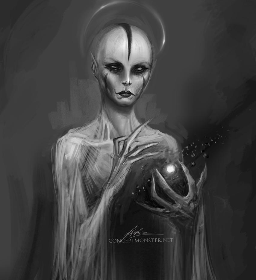miss universe 1A by AlexRuizArt