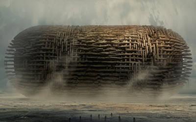 Ark by AlexRuizArt