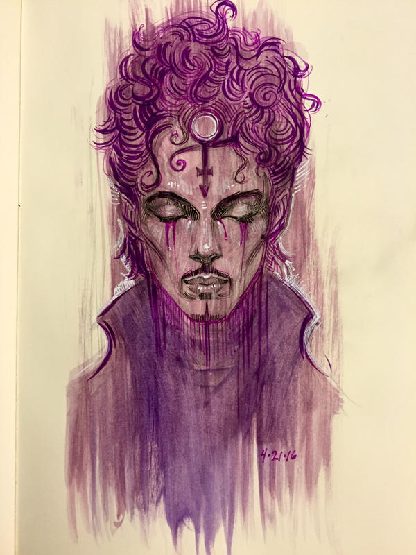 Image result for Prince Artwork deviantart