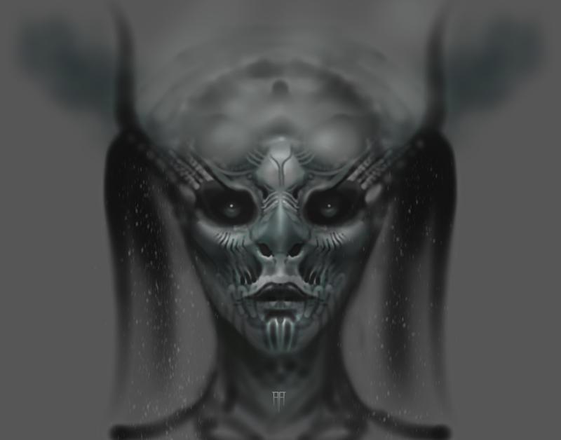 Abyss by AlexRuizArt