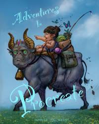 Adventures in Procreate by AlexRuizArt