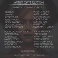 One on One Artist Training