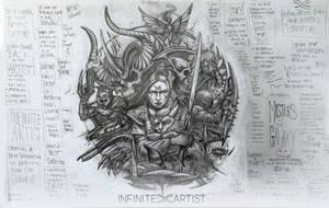 Infinite Artist: Your Story