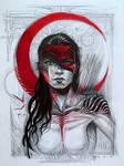 Blood Moon Warrior