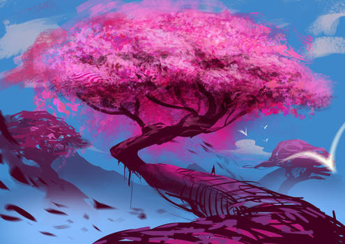 Healing Trees