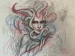 Faun Medusa
