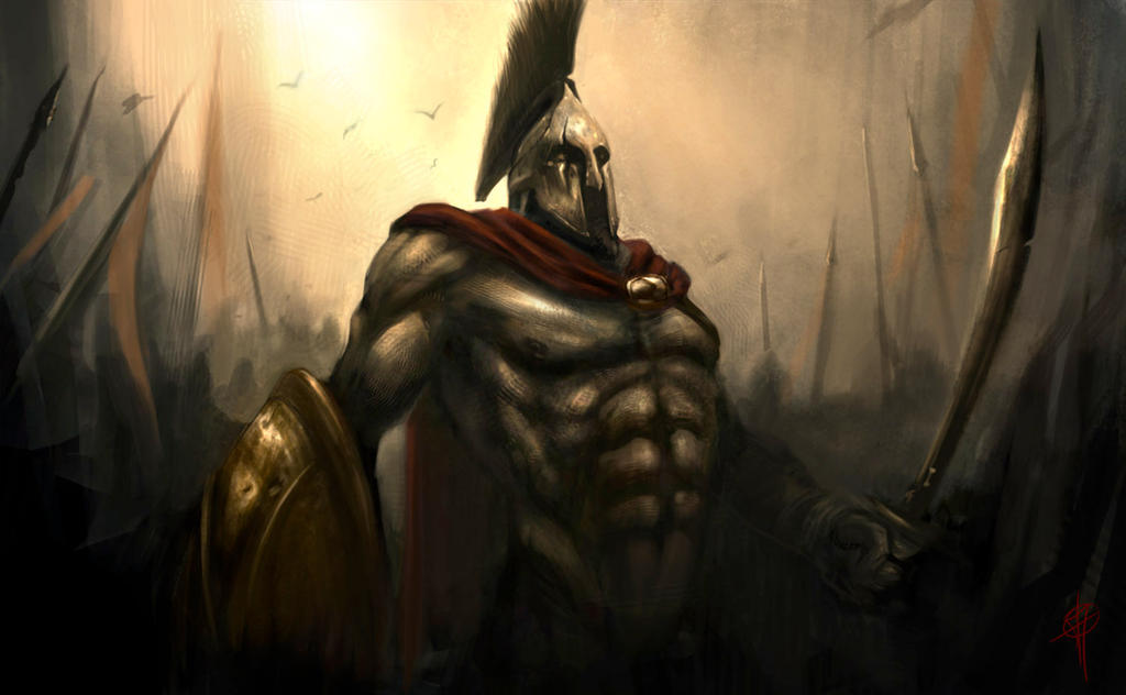 Can we get something that isn't sci-fi/medieval/modern military shooters? Spartan_by_tarrzan