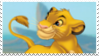 Simba stamp by SashaShasta