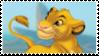 Simba stamp by SashaShasta