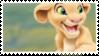 Nala stamp by SashaShasta