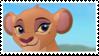 Zuri stamp by SashaShasta