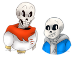 Papyrus and Sans