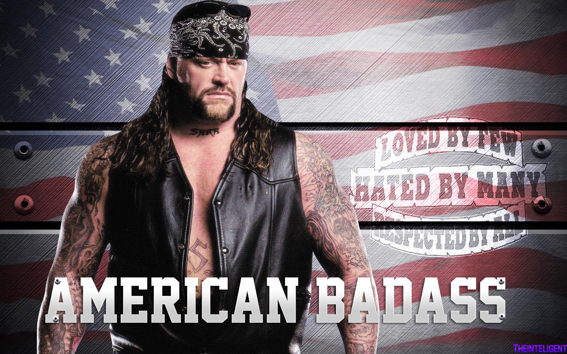 The Undertaker Bad Ass 45