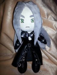 Crisis Core Sephiroth Plush