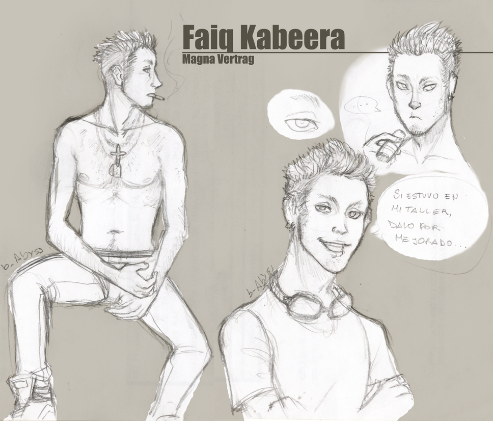 MV - Faiq Kabeera... seh (?) by raveofwolf