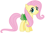 Fluttershy green saddle