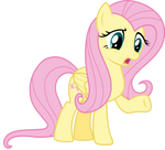 Fluttershy - ''Huh?''