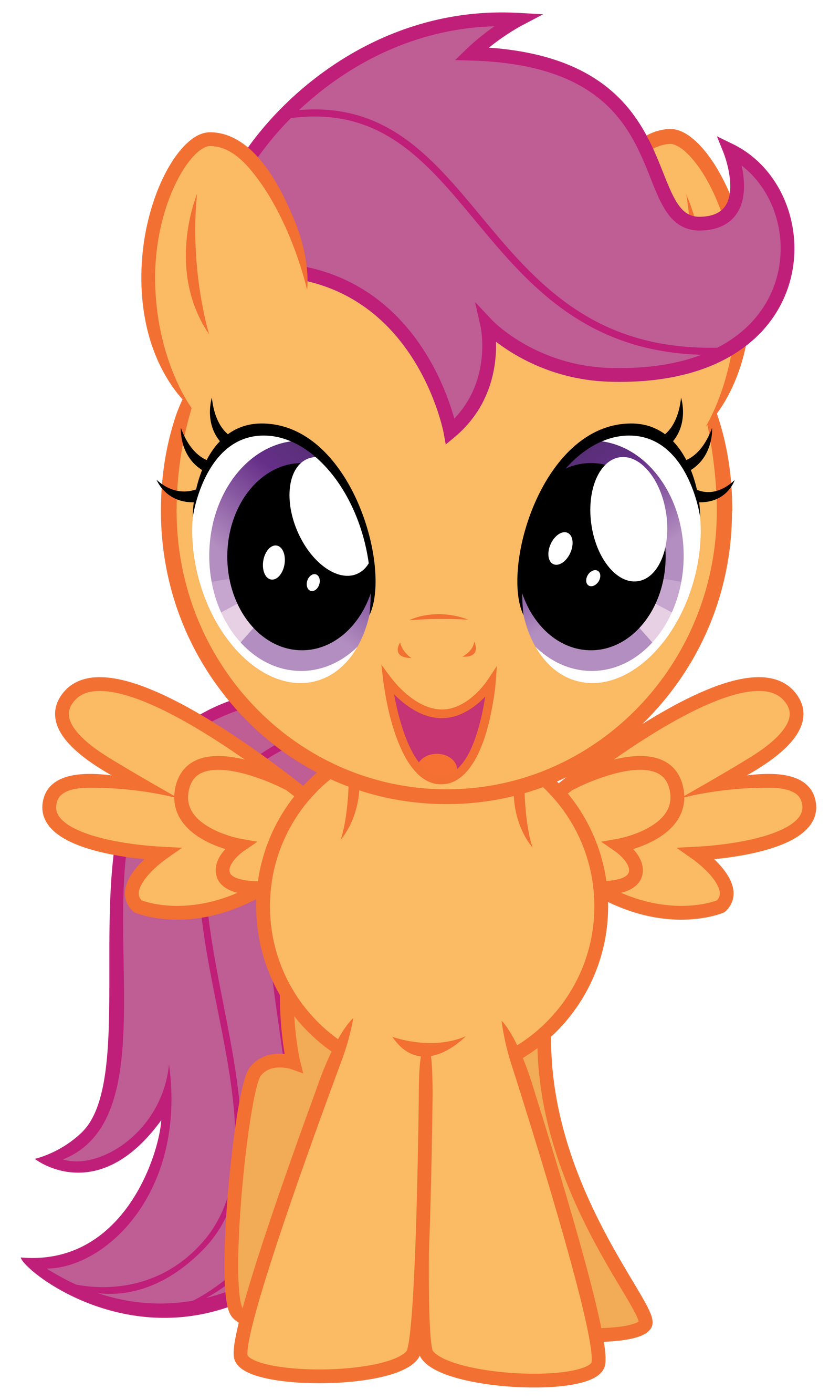 Excited Scootaloo By Thatguy1945 On Deviantart Scootaloo as a torchic aka the fire chicken? excited scootaloo by thatguy1945 on