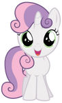 Excited Sweetie Belle